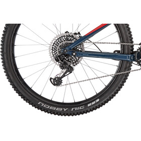 "VOTEC VX Elite Allmountain Fully 29"" blue-red"